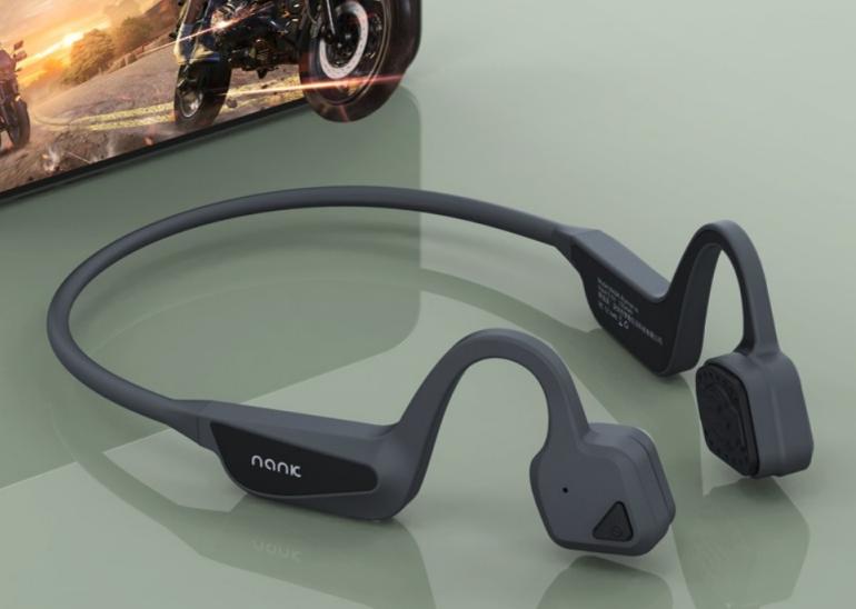 或将引发新的骨传导耳机大战:Nank南卡首款入门级骨传导耳机发布,仅售249!
