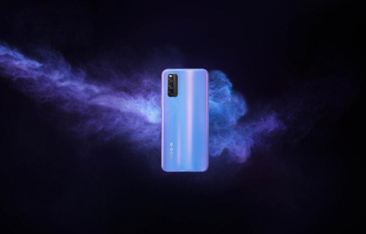 iQOO Z1新配色幻彩流星6月18日正式開售,售價2198元起