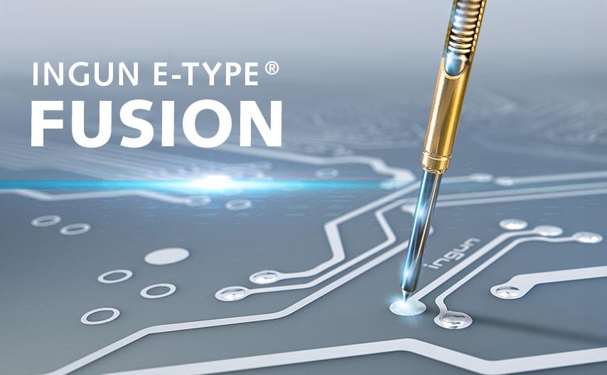 INGUN E-TYPE®FUSION应对最严苛测试条件的解决方案