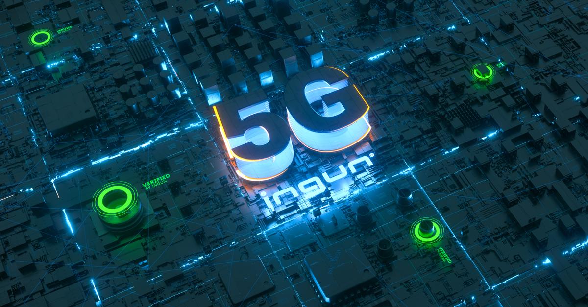 INGUN为5G技术的发展拓宽道路:德国制造的高...